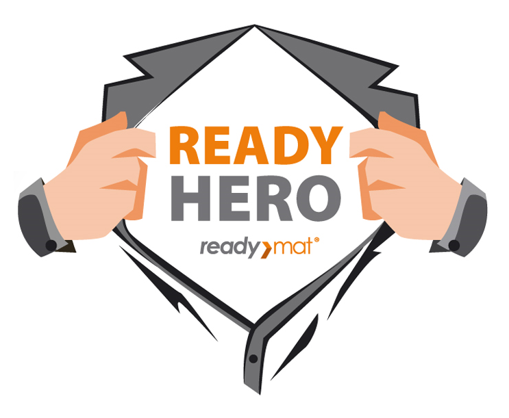 Nový READY HERO týmu Readymat s.r.o.