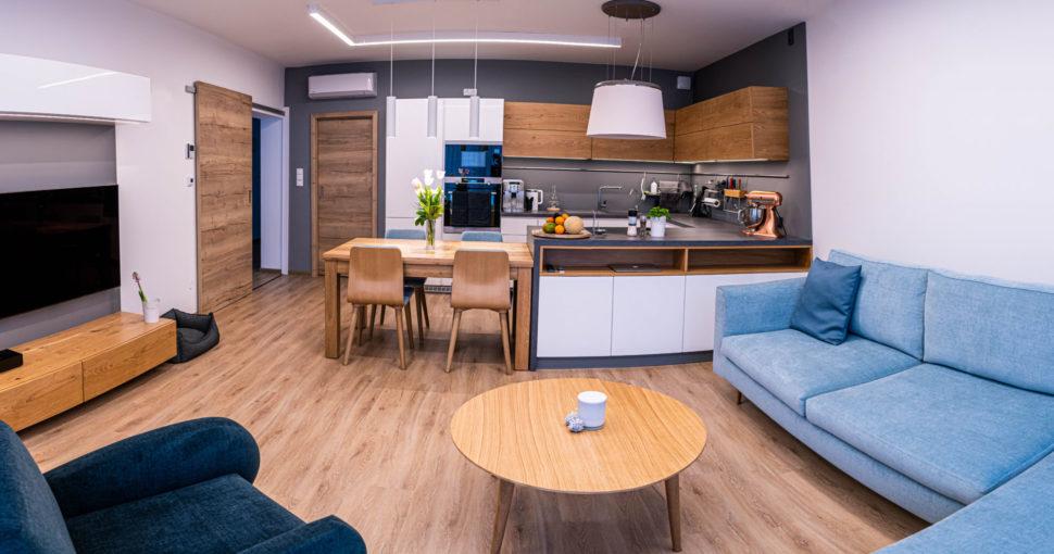 Bydlení naVýstavní - interiér 3