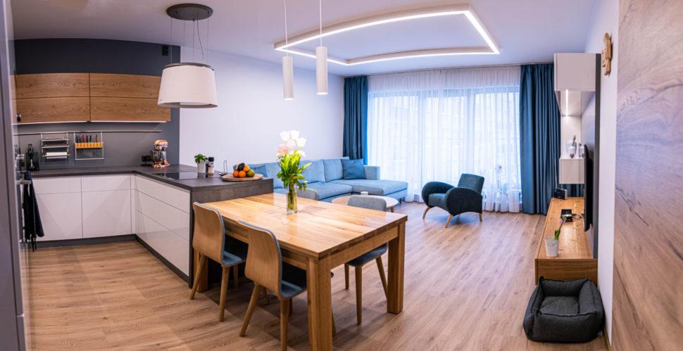 Bydlení naVýstavní - interiér 4